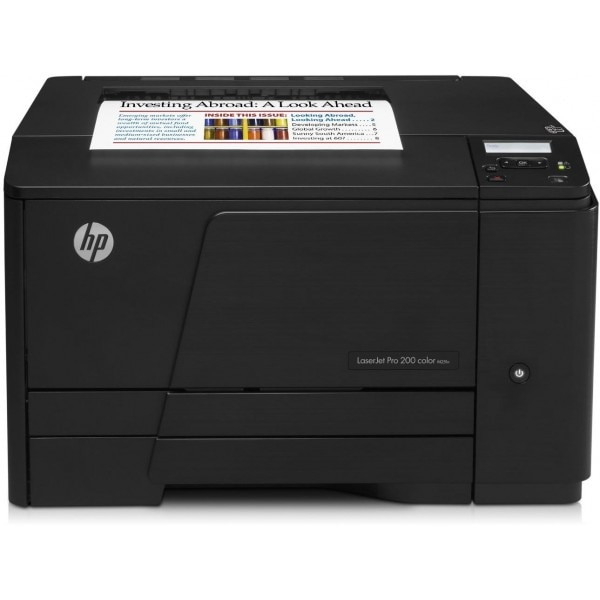 Hp Laserjet Pro 200 M251n Colour Printer Price In India