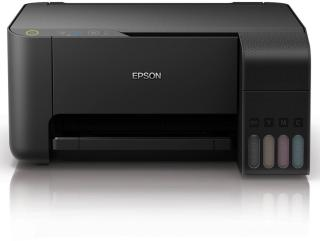 Epson L3100 Multi-function Color Printer(Black, Refillable Ink Tank)
