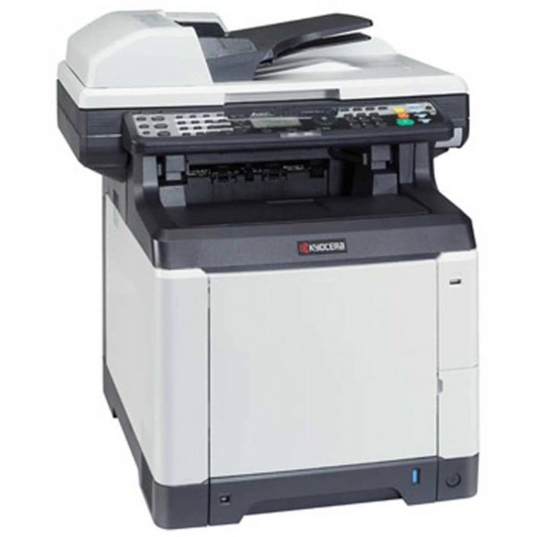 kyocera c2126mfp manual