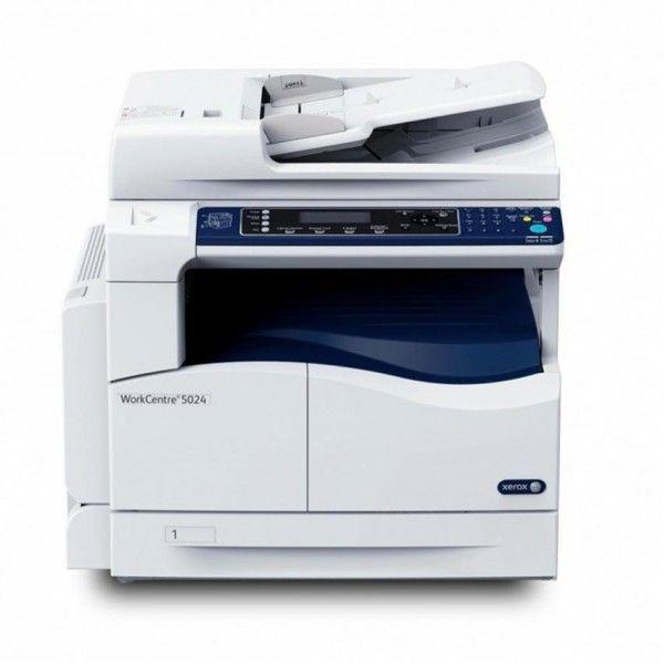 Xerox Wc 5022 Grey Laser Printer & Scanner