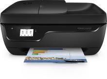 HP DeskJet Ink Advantage 3835 All-in-One Multi-function Wireless Color Printer(Black, Ink Cartridge)