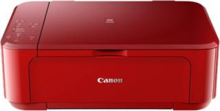 Canon PIXMA MG3670 Multi-function Wireless Color Printer(Red, Ink Cartridge)