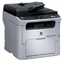 Konica Minolta Magicolor 1690MF-D Multifunction Laser Printer (TC YMC x 0.5K, Bk x 1K)