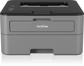 Brother HL-L2321D IND Single Function Monochrome Printer(Black, Toner Cartridge)