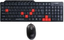 QHMPL 8810 Wired USB Laptop Keyboard(Black)