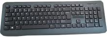 S K Infotech SKI-2 Wired USB Laptop Keyboard(Black)