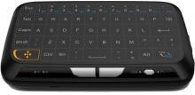 Un-Tech H18 Touchpad Keyboard Mouse Remote Combo Wireless Multi-device Keyboard(Black)