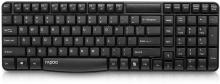 Rapoo E1050 Wireless keyboard (2.4 GHz) (Black)
