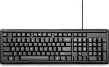 HP 100 Wired USB Multi-device Keyboard (Black) Wired USB Multi-device Keyboard(Black)