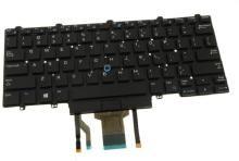 Dell Latitude E5450 E7450 Backlight Internal Laptop Keyboard(Black)