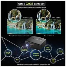 GP80 Projector 1080P Full Color 180