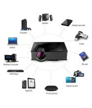 Smart Products Unic UC46 Plus, Wifi LED Projector 1920x1200 Pixels (WUXGA)