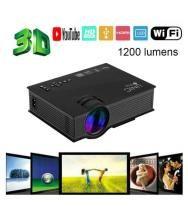 UNIC HD LED Projector 1024x768 Pixels (XGA)