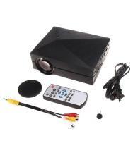 UNIC Portable GM60 LED Projector 1920x1080 Pixels (HD)