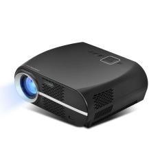 GP100 LCD Video Projector w/1080P Full-HD Level Quality 3200 Lumens 90-240V US