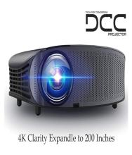 DCC LED Projector 1920x1080 Pixels (HD)