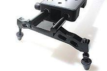 Goliton Sliding-pad Video Track Slider Dolly Slider Video Stabilizer System  for DSLR Camcorders - 80CM (32 )