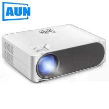 AUN Full HD Projector, AUN AKEY6 Full HD Projector 5800 Lumens Home Theater Projector 1080P Full HD LED Projector (Basic Version Non Smart)
