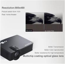 Egate EG I9 Portable Projector(Black)