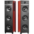 Jack Martin Lifestyle Acostic Tower Speakers Black