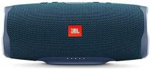 JBL CHARGE 4 Portable Bluetooth Speaker ( Blue )