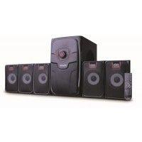 Mitashi HT 5295 BT Wired Home Audio Speaker (Black, 5.1 Channel)