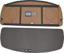 Driveon Liva Toyota Component Car Speaker(400 W)