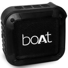 Boat Stone 210 Bluetooth Speaker - Black