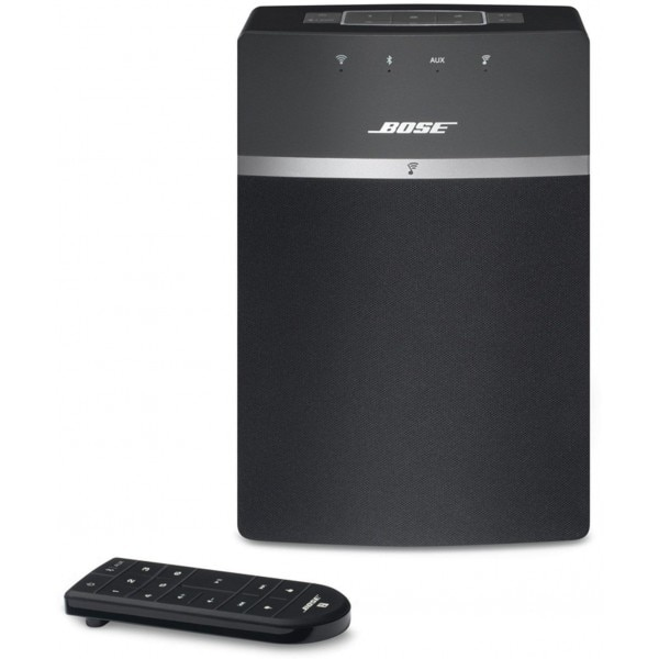 Bose SoundTouch 10 Bluetooth Speaker Black
